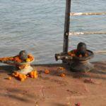 Zwei am Ganges