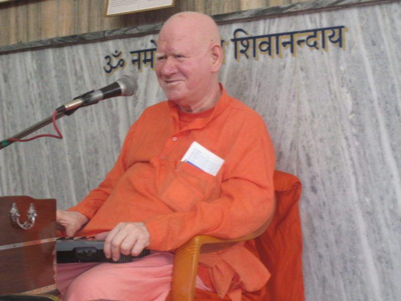 Swami Vimalananda, Präsident der DLS