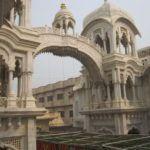 Hare Krishna Tempel Vrindavan