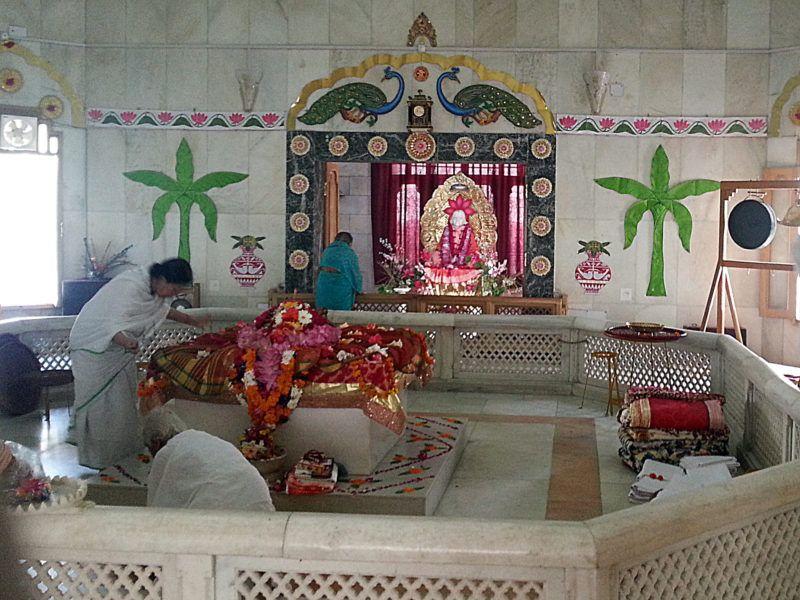 Shri Anandamayi Ma Mahasamadhi