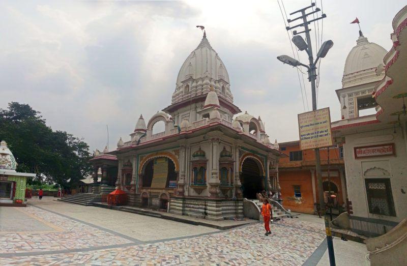 Daksha Mahadev Haridwar, Satis Schiksalsplatz