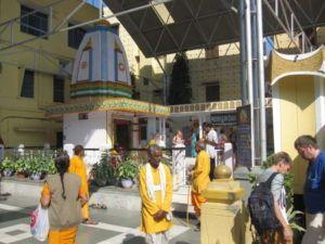 Vishvamitra Tempel