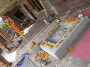 Santosh-Puri Homa Kund