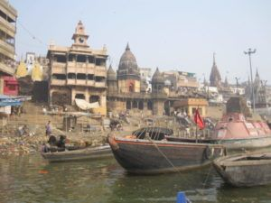 Burning Ghats in Varanasi