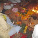 Purusha Sukta – Hymne aus dem Rig Veda an das kosmische Wesen