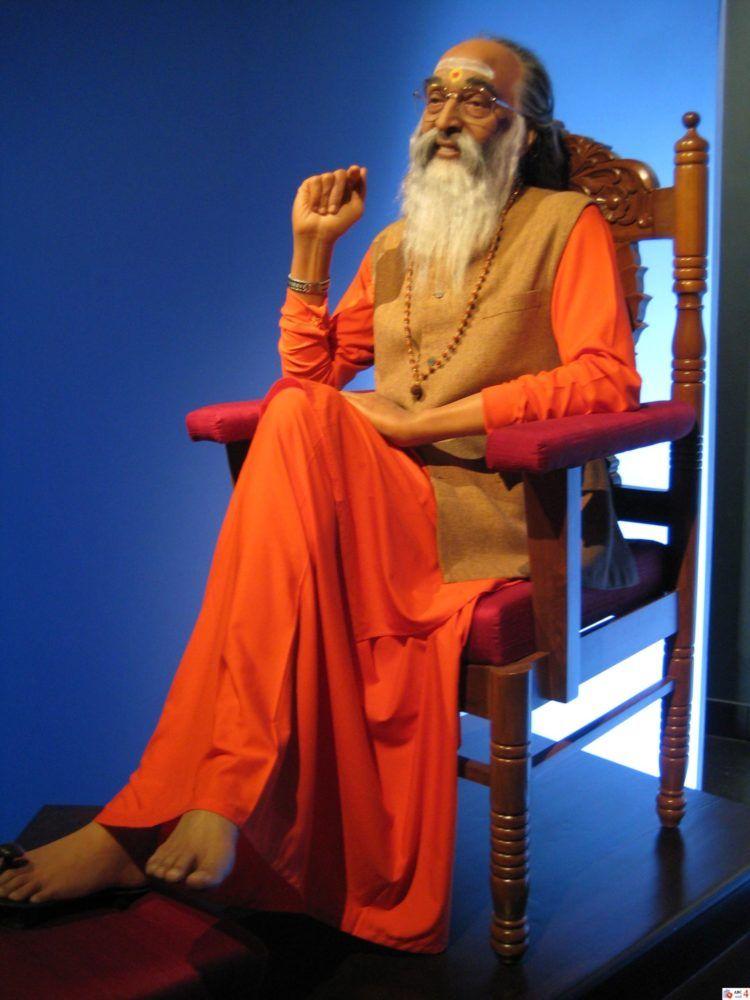 Swami-Chinmayananda-Saraswati