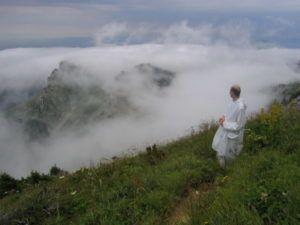 Bruder Johannes-Maria und die Wolke der Nichtwissens