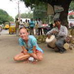 Interview mit Yogameisterin Atmanshanti