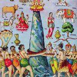 Samudra Manthan- das Quirlen des Milchozeans – Schöpfungsmythos im Hinduismus
