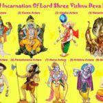 Shaligram Shila- fossiler Stein als Vishnu Inkarnation