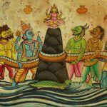 Satsang Talk – Das Quirlen des Milchozeans