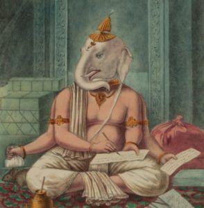 Schreiber Ganesha