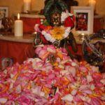 Hanuman- Gott in Affengestalt, ideales Beispiel für Hingabe