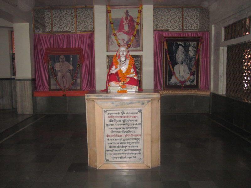 Shankara im Sivanandaashram