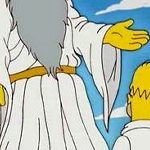 Der Gott der Simpsons