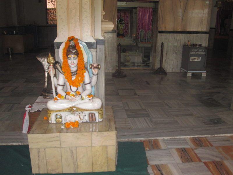 Im Sivananda Ashram