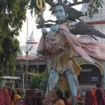 Shiva mit seiner geliebten Sita