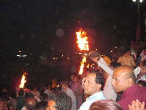 Orbs in Haridwar