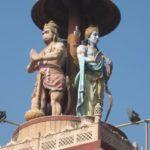 Hanuman und Rama
