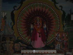 Ganga Ma, Göttliche Mutter, Ganges