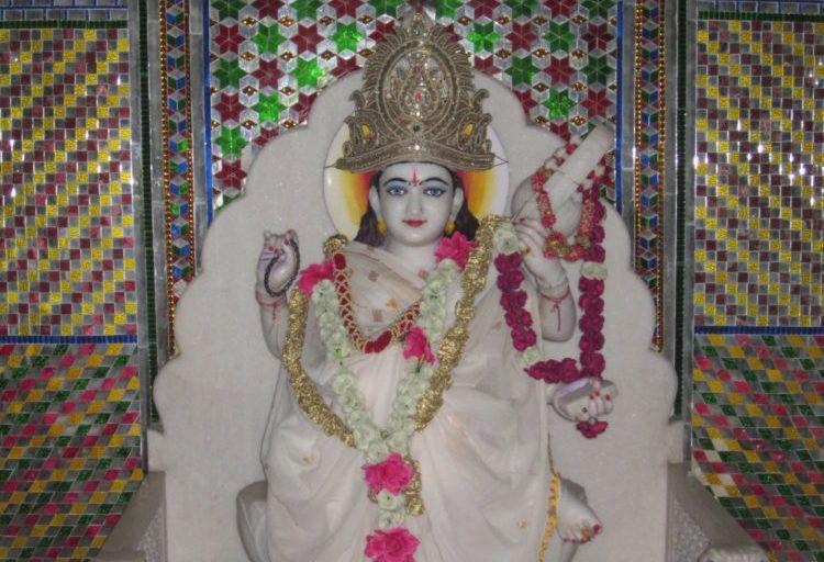 Göttin Saraswati