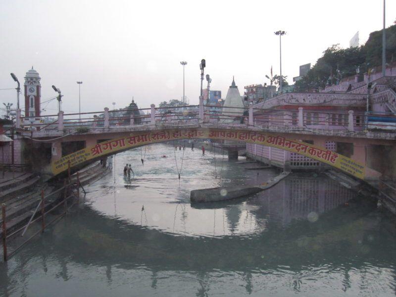 Haridwar Brücke