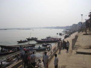 Varanasi, Ganga