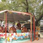 Sarnath, Varanasi, Rentierpark, Buddha, 4 Edle Wahrheiten