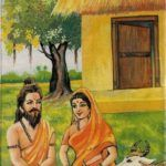 Arundhati und Vasishta