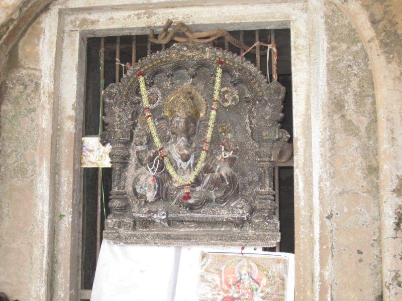 Ganesha Bild Varanasi
