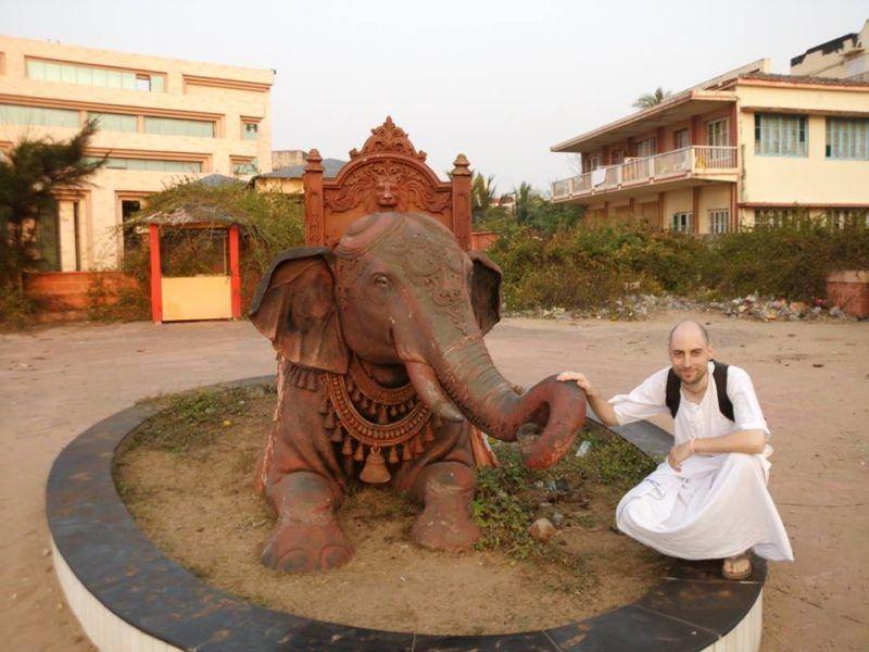 Hare Krishna Bewegung