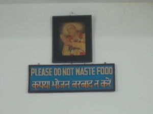 Don`t waste food!