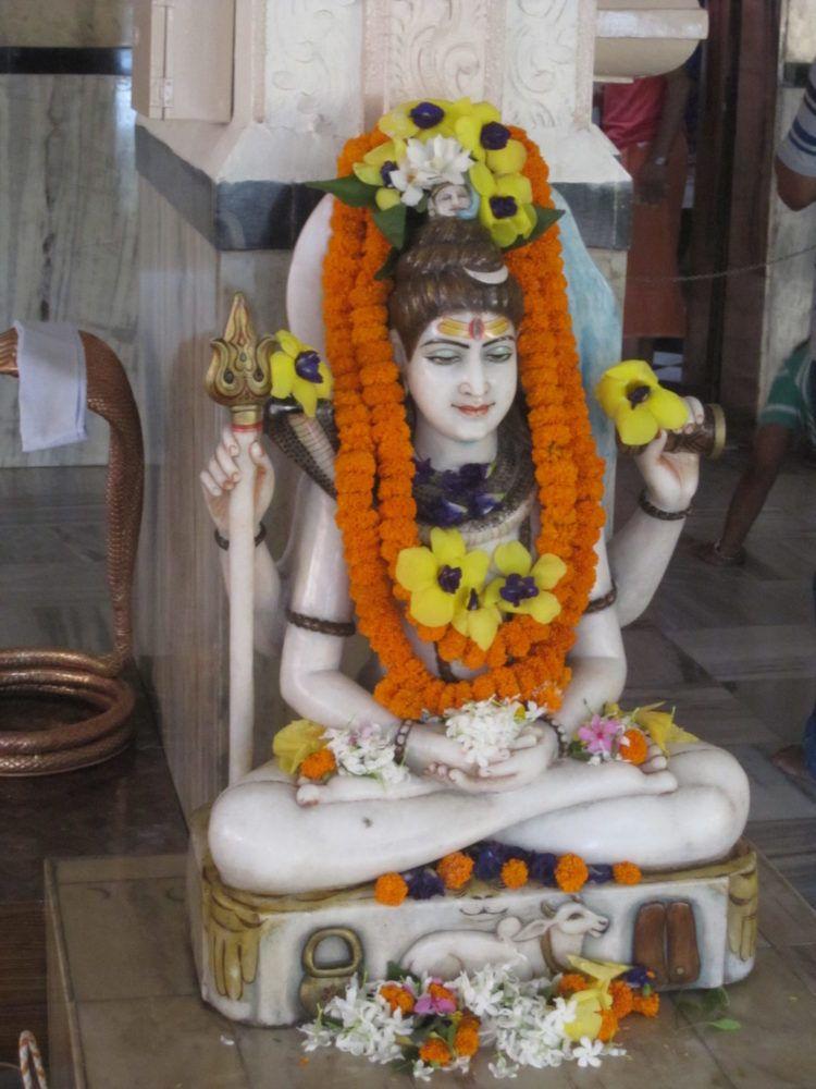 Shiva im Sivanandaashram