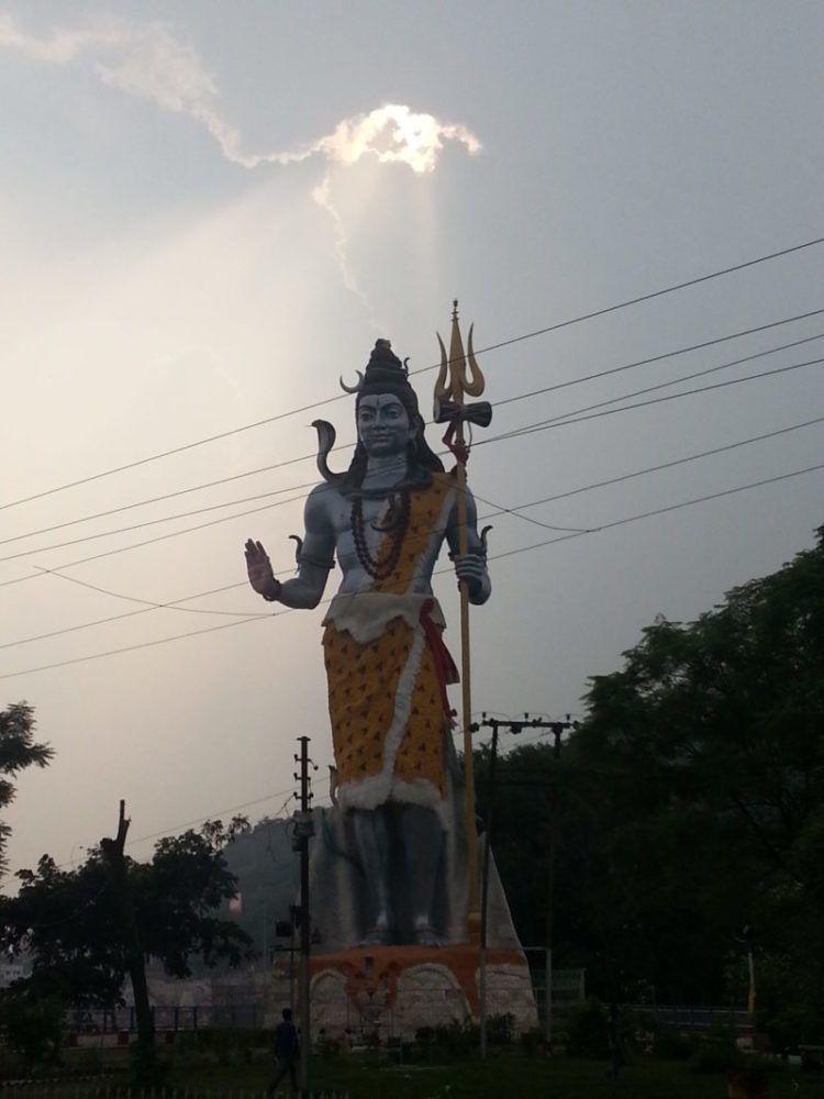 Maha Shiva in Haridwar