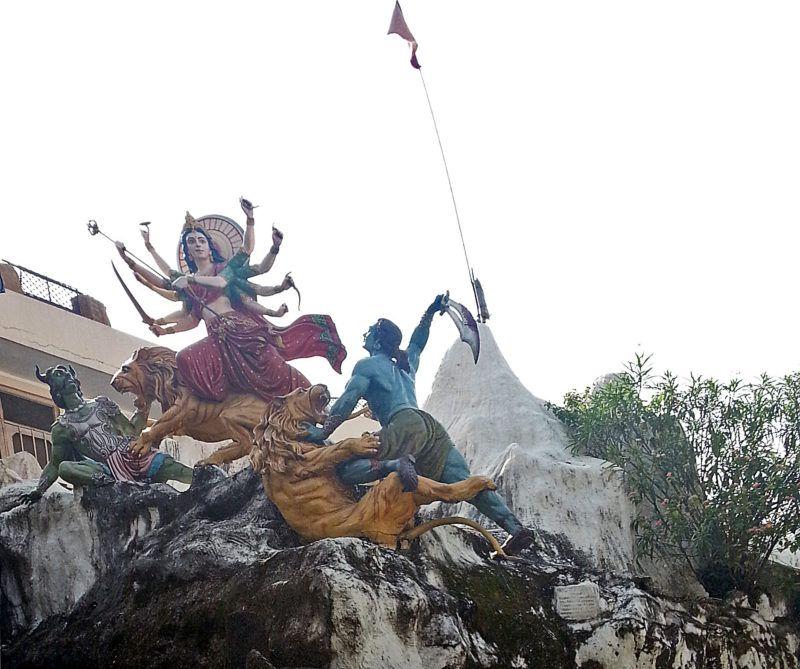 "Hindu-""Erlebnispark"""