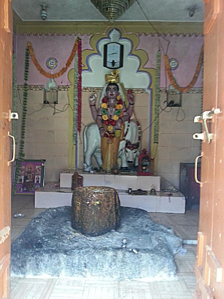 Dattatreyas Geburtdort