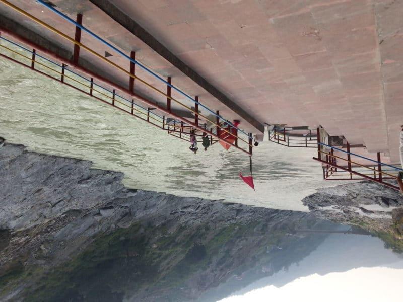 Alakananda und Bhagiratri werden zum Ganges