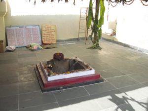 Yajna Kund- Ritualplatz