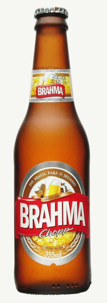 Brasilianisches Bier: Brahma