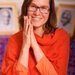Interview mit Swami Divyananda – authentische entsagte Yogini