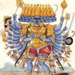 Indra Dev – König der Götter, vedischer Kriegs- und Wettergott