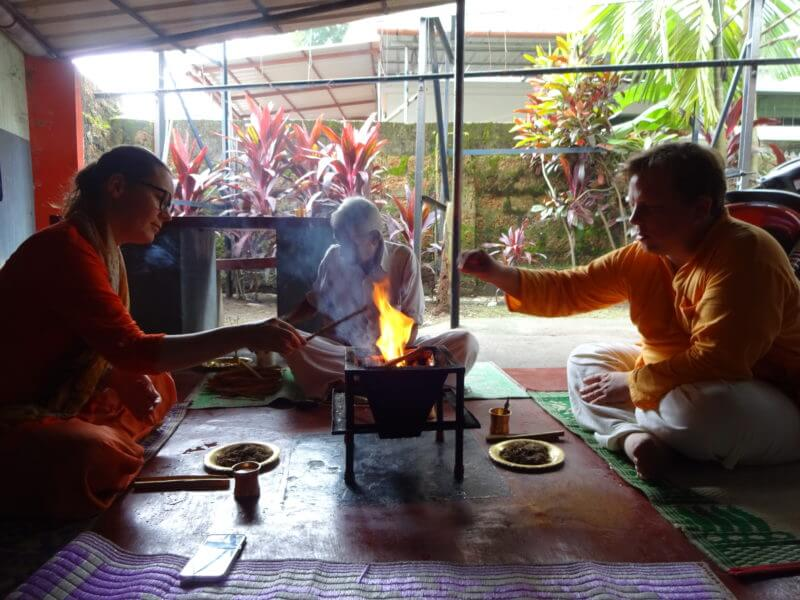 Hinduismus Konvertieren