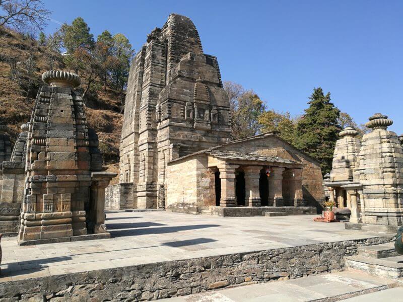 Surya Temple Himalaya