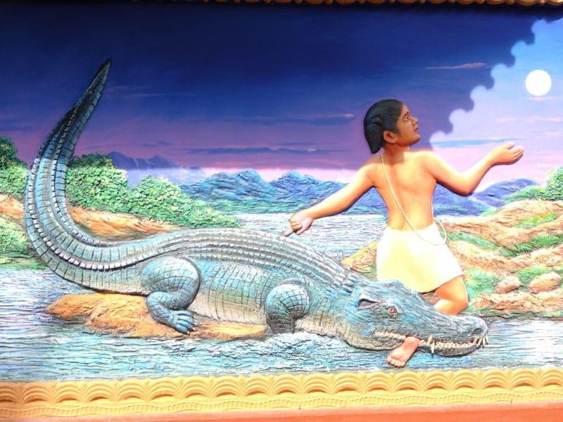 Bhagavad Gita Verse-Bhagavad Gita-Indische Philosophie-Handeln ohne zu handeln